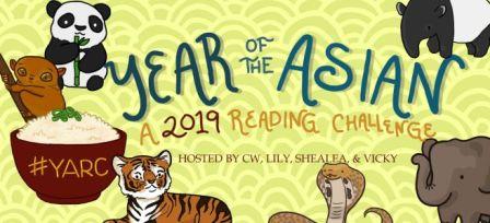 asia reading challenge
